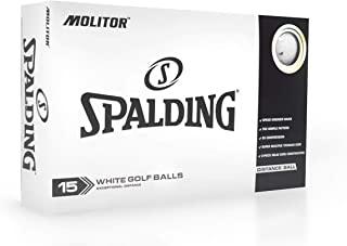 Nitro Spalding Molitor 15 件装 - 白色