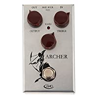 J Rockett Audio Designs Archer Tour Series Overdrive and Boost Pedal