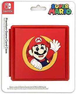Adventure Games - 马里奥,波浪 - 高级游戏卡套 - 兼容 Nintendo Switch