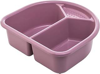 Rotho Babydesign 水洗碗,4升容量,0个月以上 粉红色
