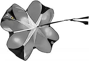 SKLZ SAQ-SC01-02 Sprintfafall雨伞 训练速度 Chute 黑色