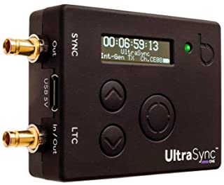 AtomX Ultrasync One 自动 黑色