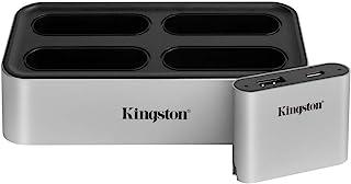 Kingston 金士顿工作流站和读卡器(可定制 USB 3.2 Gen 2 底座和 USB miniHub 带 USB-A/C) WFS-U