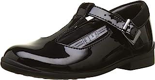 Clarks 女童 JAMIE SKY 乐福鞋