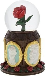 DisneyParks * - 音乐雪球 - 美女与野兽魔法玫瑰