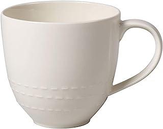 Villeroy & Boch Like Moment 杯,460毫升,高级瓷器,白色