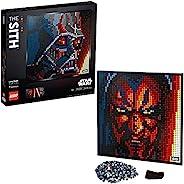 LEGO 乐高 乐高艺术 星球大战:西斯 31200