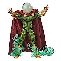 蜘蛛侠 Hasbro 复古 6 英寸收藏版 Marvel's Mysterio 可动公仔,4 岁及以上