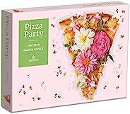 披萨派对 750 块形状拼图