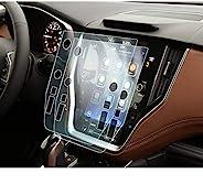 2020 年更新的 YEE PIN 屏幕保护膜箔:2020 Outback 11.6 英寸触摸屏导航器显示屏 PET 塑料屏幕保护膜(2 件)