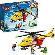 LEGO City Ambulance 直升机 60179 建筑套件(190 件)