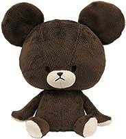 小熊学校 所有毛绒玩偶 JACK 高约23cm