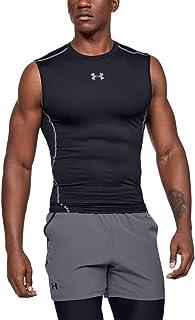 Under Armour 安德玛 Top UA HeatGear 男式背心 男式无袖舒适紧身健身装