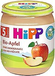 HiPP 喜宝 Bio 婴儿苹果果泥 适用于4月以上婴儿,6瓶装(6 x 125g)