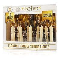 哈利波特魔法世界浮動蠟燭串燈