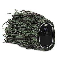 Wasserstein 户外吉利皮肤兼容 Arlo Essential Spotlight - 隐藏和保护您的 Arlo 基本聚光灯(1 件装)