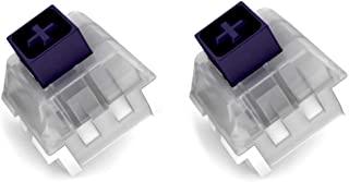 65 件装 Kailh Box Switch *蓝 RGB SMD 适用于机械游戏键盘 3 针开关 IP56 防水兼容 Cherry MX 开关