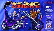 Tom Daniel King Chopper II 1/8 比例摩托车塑料模型套件 亚特兰蒂斯
