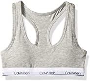 Calvin Klein 大女孩现代棉质 molded 标志文胸