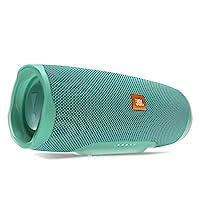 JBL CHARGE4 音乐冲击波四代 便携式蓝牙音箱 低音炮 户外迷你音箱 桌面音响 绿色