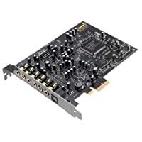 Creative 高分辨率对应 声卡 Sound Blaster Audigy Rx PCI-e SB-AGY-RX