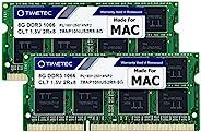 Timetec Hynix IC Apple DDR3 1066MHz PC3-8500 内存条 16GB KIT(2x8GB)