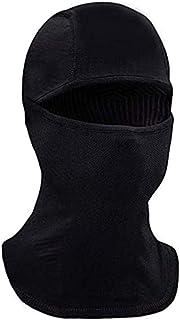 Self Pro Balaclava - 防风滑雪面罩 - 寒冷天气面罩,适用于滑雪、滑雪、摩托车和冬季运动。 终极保护,保护不受任何伤害