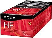 Sony 10C60HFL 60 分钟高频盒录音机 - 10 块