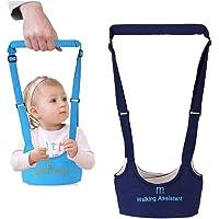 V-Shine 婴儿助步器,手持儿童助步器带,透气可调节,可拆卸婴儿助步器保护带,*站立和行走工具 - 帮助宝宝保持平衡…