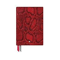 Montblanc 万宝龙 笔记本电脑 146 蟒蛇印花,Cayenne 红色