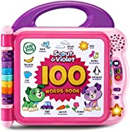 LeapFrog Scout and Violet 100 电子单词书,紫色