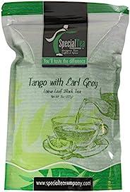 Special Tea Loose Leaf Tea, Tango with Earl Grey Blend, 8 Ounce