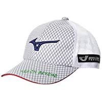 Mizuno 美津浓 棒球帽 美式网眼 Tour 规格 52MW0004 男士
