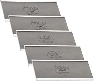 SnapOn 474-150-0.80 Bahco 6 英寸橱柜油漆刮刀(5 件装)