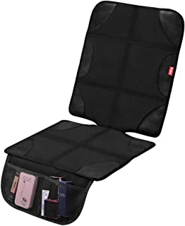汽车座椅保护,Ponjson 汽车皮革座椅防水加厚垫防滑座椅套垫儿童婴儿*座椅带整理袋 - 1 包汽车座椅适用于大多数汽车