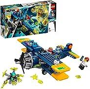 LEGO 隐藏侧面 70429 El Fuego 特技飞机和 AR 游戏应用程序