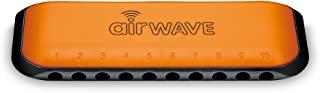 SUZUKI 铃木 儿童用 10孔口琴 AirWAVE AW-1 橙色J