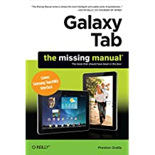 Galaxy Tab: The Missing Manual: Covers Samsung TouchWiz Interface (English Edition)