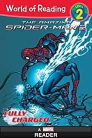 World of Reading The Amazing Spider-Man 2: Fully Charged: Level 2 (World of Reading: Level 2) (English Edition
