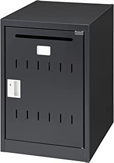 个人笔记本电脑收纳推车(黑色)