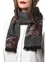 画廊 Seven 冬季女式 scarfs–时尚女式冬季围巾–优雅礼品包装