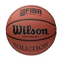 Wilson MS Ballon de 篮 Pour Le Jeu Orange Taille 7