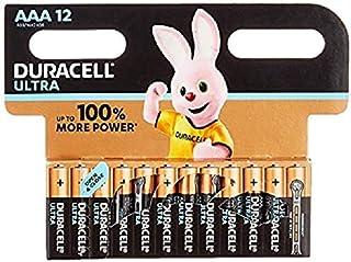 Duracell 金霸王超功率型AAA碱性电池 12支