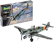 Revell 03958 Messerschmitt Bf109 G-10 模型套件
