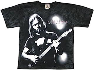 Liquid Blue 男式 David Gilmour T 恤