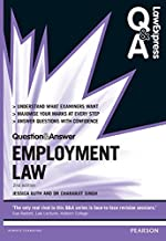 Law Express Question and Answer: Employment Law PDF eBook (Lawexpress Q & a) (English Edition)