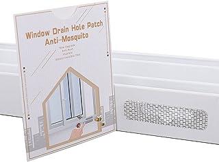 窗户排水孔贴片(不锈钢 20 件)