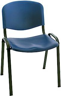 Silla Express 椅子,钢,蓝色,55x53x79厘米