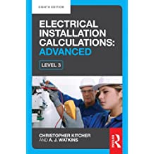 Electrical Installation Calculations: Advanced (English Edition)