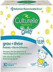 Culturelle 康萃乐 婴儿成长+维生素D补充剂|30粒